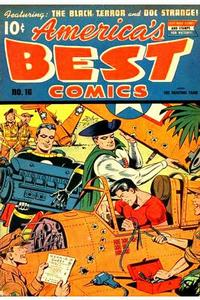 Cover Thumbnail for America's Best Comics (Pines, 1942 series) #16