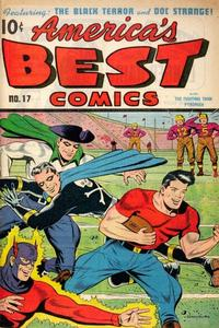 Cover Thumbnail for America's Best Comics (Pines, 1942 series) #17