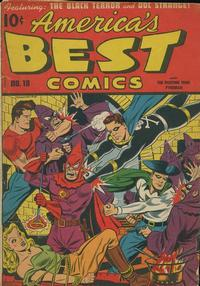 Cover Thumbnail for America's Best Comics (Pines, 1942 series) #18
