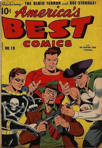 Cover Thumbnail for America's Best Comics (Pines, 1942 series) #19