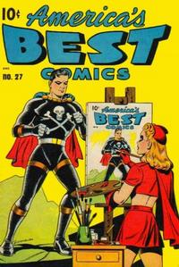 Cover Thumbnail for America's Best Comics (Pines, 1942 series) #27
