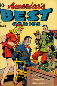 Cover Thumbnail for America's Best Comics (Pines, 1942 series) #30