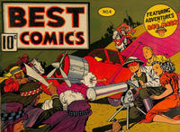 Cover Thumbnail for Best Comics (Pines, 1939 series) #4