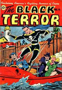 Cover Thumbnail for The Black Terror (Pines, 1942 series) #14