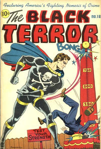 Cover Thumbnail for The Black Terror (Pines, 1942 series) #16