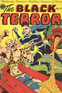 Cover Thumbnail for The Black Terror (Pines, 1942 series) #17