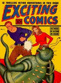 Cover Thumbnail for Exciting Comics (Pines, 1940 series) #v2#3 (6)