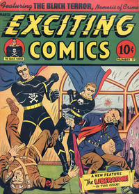 Cover Thumbnail for Exciting Comics (Pines, 1940 series) #v6#2 (17)