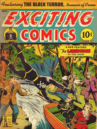 Cover Thumbnail for Exciting Comics (Pines, 1940 series) #v7#2 (20)