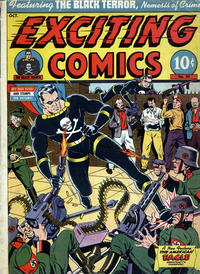 Cover Thumbnail for Exciting Comics (Pines, 1940 series) #v10#2 (29)