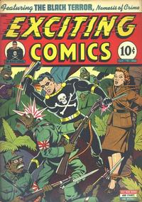 Cover Thumbnail for Exciting Comics (Pines, 1940 series) #v10#3 (30)