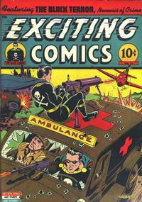 Cover Thumbnail for Exciting Comics (Pines, 1940 series) #31