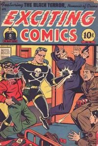 Cover Thumbnail for Exciting Comics (Pines, 1940 series) #46