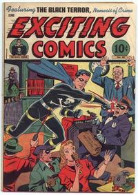 Cover Thumbnail for Exciting Comics (Pines, 1940 series) #48