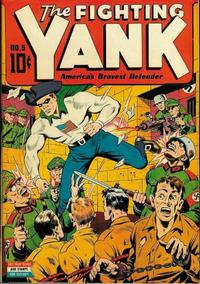 Cover Thumbnail for The Fighting Yank (Pines, 1942 series) #5