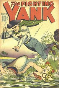 Cover Thumbnail for The Fighting Yank (Pines, 1942 series) #20