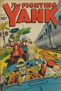 Cover Thumbnail for The Fighting Yank (Pines, 1942 series) #27