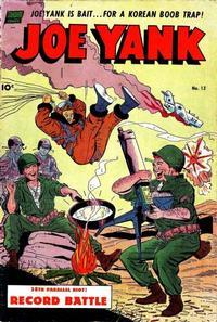 Cover Thumbnail for Joe Yank (Pines, 1952 series) #13