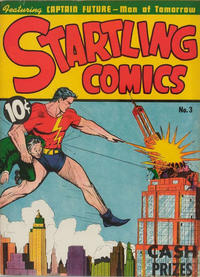 Cover Thumbnail for Startling Comics (Pines, 1940 series) #3