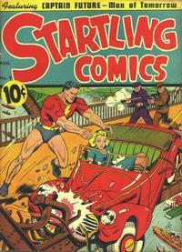 Cover Thumbnail for Startling Comics (Pines, 1940 series) #v3#3 (9)
