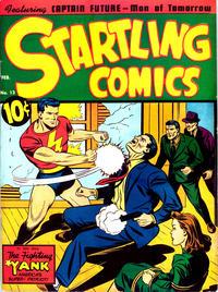 Cover Thumbnail for Startling Comics (Pines, 1940 series) #v5#1 (13)