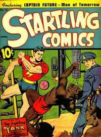 Cover Thumbnail for Startling Comics (Pines, 1940 series) #v5#2 (14)