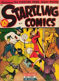 Cover Thumbnail for Startling Comics (Pines, 1940 series) #v6#2 (17)