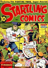 Cover Thumbnail for Startling Comics (Pines, 1940 series) #v8#3 (24)