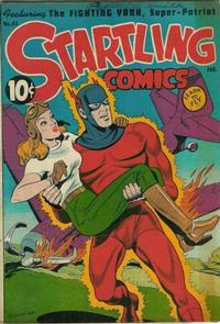 Cover Thumbnail for Startling Comics (Pines, 1940 series) #43