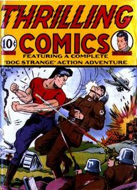 Cover Thumbnail for Thrilling Comics (Pines, 1940 series) #v?#2 (11)
