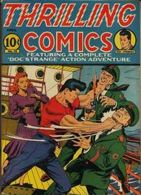 Cover Thumbnail for Thrilling Comics (Pines, 1940 series) #v5#3 (15)