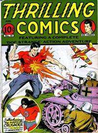 Cover Thumbnail for Thrilling Comics (Pines, 1940 series) #v7#1 (19)