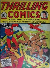 Cover Thumbnail for Thrilling Comics (Pines, 1940 series) #v7#2 (20)