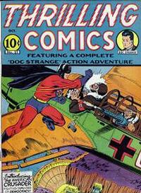 Cover Thumbnail for Thrilling Comics (Pines, 1940 series) #v7#3 (21)