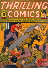 Cover Thumbnail for Thrilling Comics (Pines, 1940 series) #v10#1 (28)