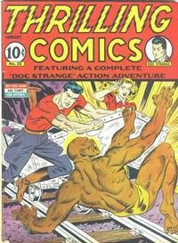 Cover Thumbnail for Thrilling Comics (Pines, 1940 series) #v11#2 (32)