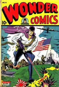Cover Thumbnail for Wonder Comics (Pines, 1944 series) #v2#3 (6)