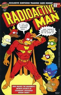 Cover Thumbnail for Radioactive Man (Bongo, 1993 series) #5 / 679 [Direct]