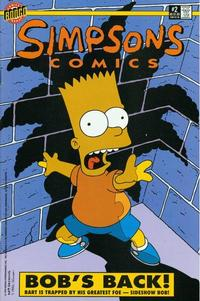 Cover Thumbnail for Simpsons Comics (Bongo, 1993 series) #2