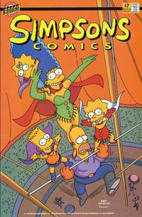 Cover Thumbnail for Simpsons Comics (Bongo, 1993 series) #7