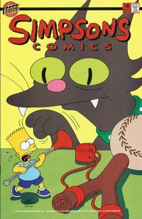 Cover Thumbnail for Simpsons Comics (Bongo, 1993 series) #8