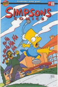 Cover Thumbnail for Simpsons Comics (Bongo, 1993 series) #11