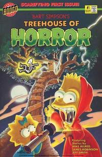 Cover Thumbnail for Treehouse of Horror (Bongo, 1995 series) #1