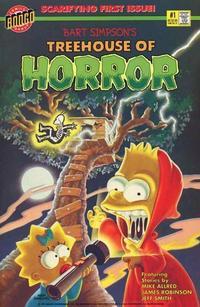 Cover Thumbnail for Treehouse of Horror (Bongo, 1995 series) #1