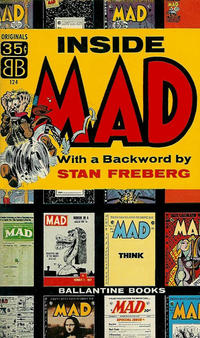 Cover Thumbnail for Inside Mad (Ballantine Books, 1955 series) #124