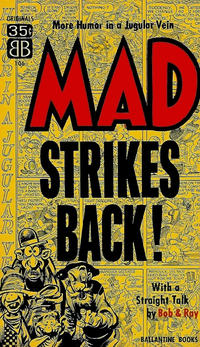 Cover Thumbnail for Mad Strikes Back (Ballantine Books, 1955 series) #106