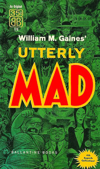 Cover Thumbnail for Utterly Mad (Ballantine Books, 1956 series) #178