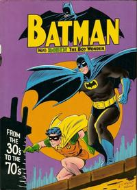 Cover Thumbnail for Batman from the Thirties to the Seventies (Crown Publishers, 1971 series) #73-168329