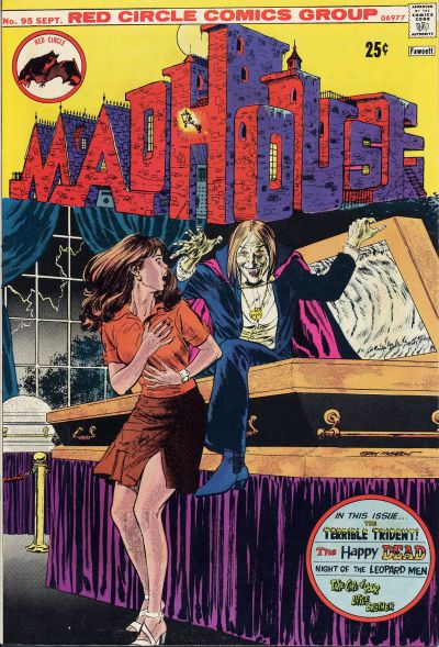 Cover for Mad House (Archie, 1974 series) #95