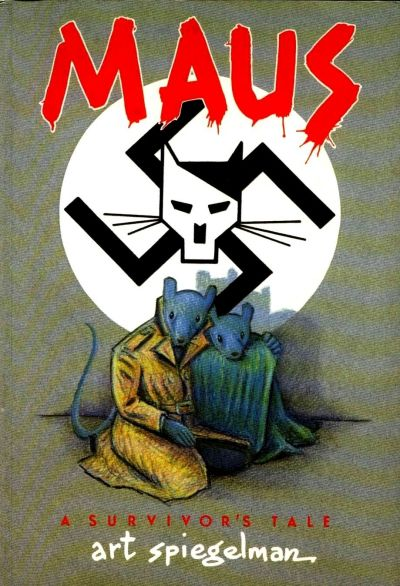 Cover for Maus: A Survivor's Tale (Pantheon, 1986 series) #1